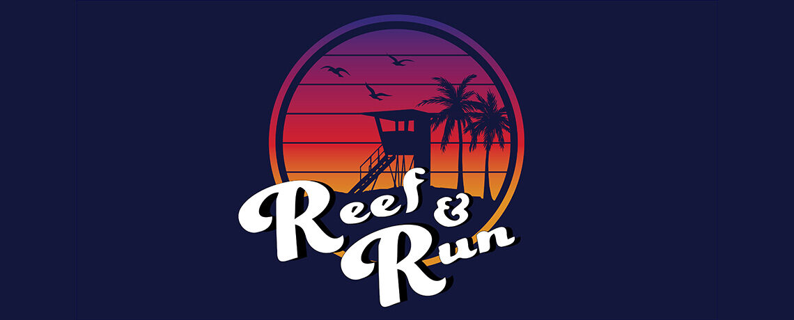 Join the Reef & Run team as a race-day volunteer